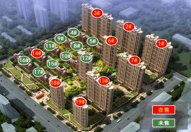 恒基旭辉府预计4月推出12号楼均价约9000