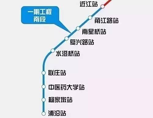 2017年杭州三段地铁线路开通
