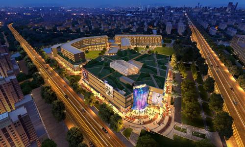 北大资源海港城预计明年年底开业