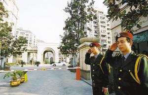 小区物业_淮南广弘城小区 物业_樱花园小区 物业